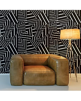 Tempaper - Bobby Berk Dazzle Self-Adhesive, Removable Wallpaper, Double Roll