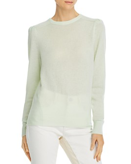 FRAME - Easy Puff-Sleeve Sweater