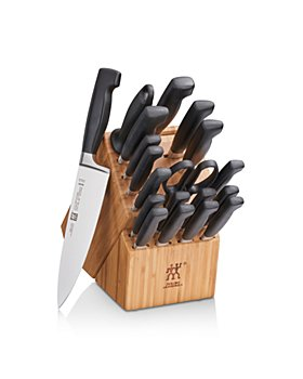 Zwilling J.A. Henckels - Four Star 20-Piece Knife Block Set