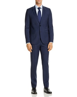 HUGO - Hets Micro Houndstooth Extra Slim Fit Suit Separates