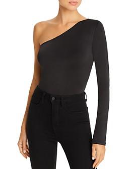 WAYF - One-Shoulder Bodysuit