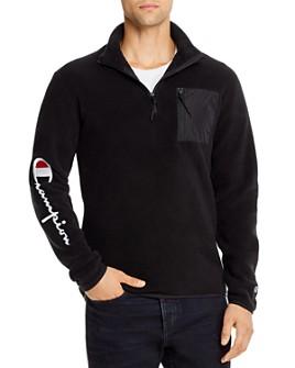 Champion Reverse Weave - Polartec® Quarter-Zip Fleece