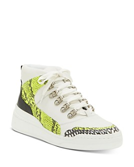 VINCE CAMUTO - Women's Samphy Mid-Top Sneakers
