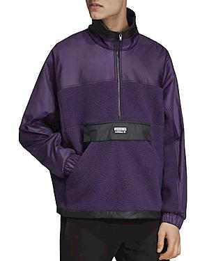 adidas Originals R.y.v Half-Zip Track Jacket