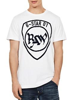 G-STAR RAW - Graphic 10 Logo Tee