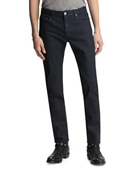 John Varvatos Collection - Chelsea Slim Fit Jean in Iron Gray