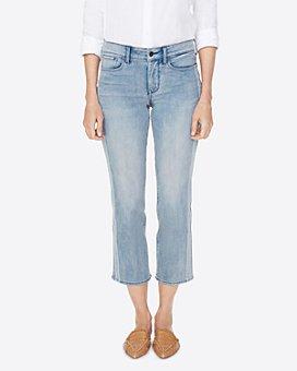 NYDJ - Marilyn Straight Ankle Jeans in Watson
