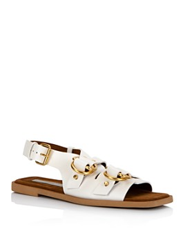 Stella McCartney - Women's Buckle Sandals