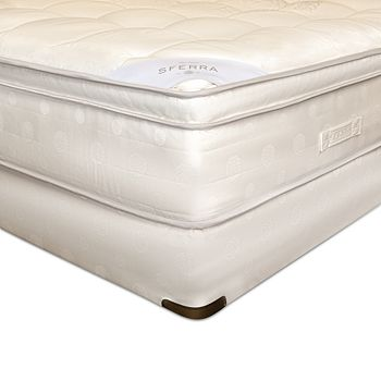 SFERRA - Medallion Ultra Plush Pillow Top Twin Mattress Only - 100% Exclusive