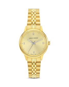 Larsson & Jennings - Vivid Mixed Link Bracelet Watch, 30mm