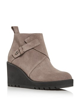 Eileen Fisher - Women's Tinker Wedge Booties