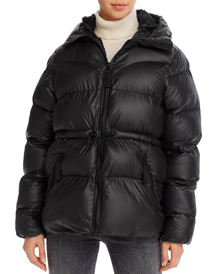 Hunter - A-Line Puffer Coat