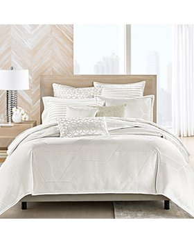 Hudson Park Collection - Moderno Bedding Collection - 100% Exclusive