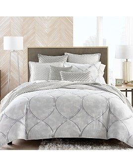 Hudson Park Collection - Linea Geo Bedding Collection - 100% Exclusive