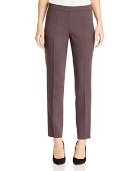 BOSS - Tiluna High-Rise Slim Pants