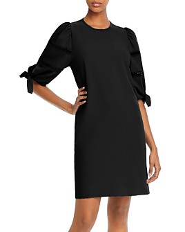 See by Chloé - Puff-Sleeve Sheath Dress
