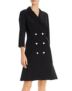 nanette Nanette Lepore - Flounced Blazer Dress