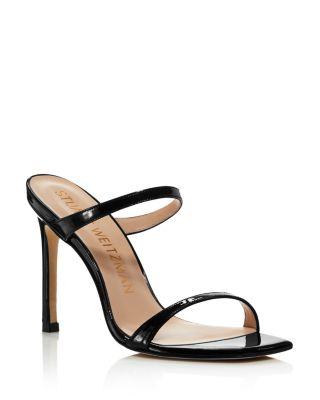 Aleena High-Heel Slide Sandals