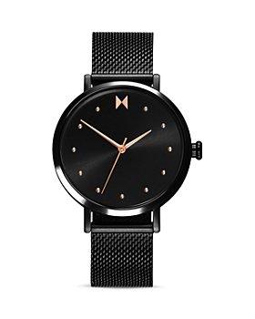 MVMT - Dot Spin Mesh Bracelet Watch, 36mm