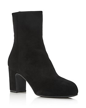 Stuart Weitzman - Women's Gianella Block Heel Booties