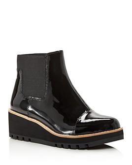 Eileen Fisher - Women's Wedge Chelsea Boots