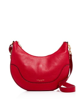 MARC JACOBS - The Drifter Leather Hobo