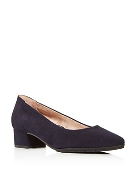 Paul Green - Women's Cozette Block-Heel Pumps