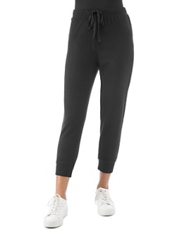 B Collection by Bobeau - Bower Cropped French Terry Pants