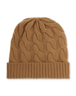 The Kooples - Cable-Knit Wool Beanie