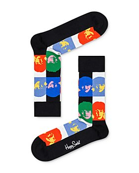 Happy Socks - All Together Now Beatles Socks