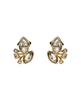 Alexis Bittar - Asteria Crystal Cluster Stud Earrings