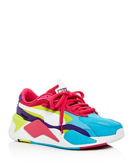 PUMA - Women's RS-X3 Puzzle Low-Top Sneakers