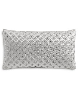 "Hudson Park Collection - Linea Ombre Decorative Pillow, 12"" x 22"" - 100% Exclusive"