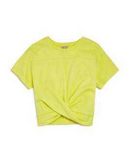 Habitual Kids - Girls' Mara Twist-Front Tee - Big Kid