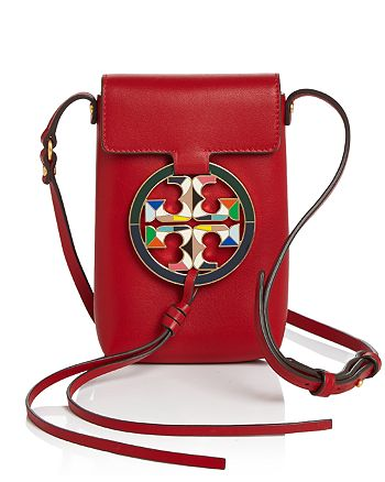 Tory Burch - Miller Stained Glass Smartphone Crossbody