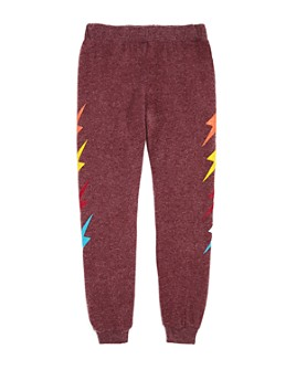 Vintage Havana - Girls' Lightning Bolt Jogger Pants - Big Kid