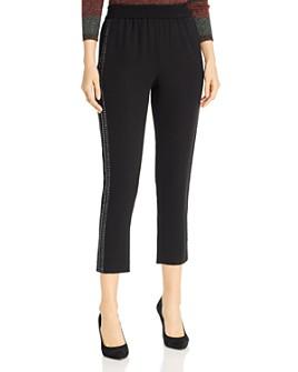 Kobi Halperin - Saige Rhinestone-Embellished Pants