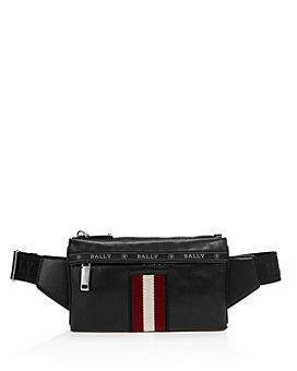 Bally - Helvet Leather Belt Bag