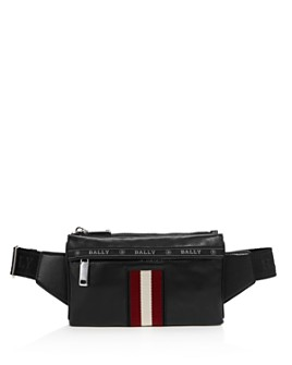 Bally - Helvet Leather Belt Bag
