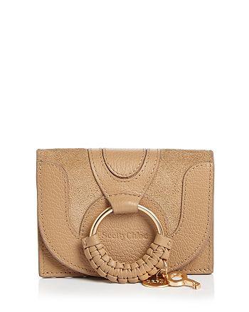 See by Chloé - Hana Leather Card Case