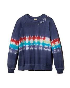 I Stole My Boyfriends Shirt - New York Tie-Dye Sweatshirt