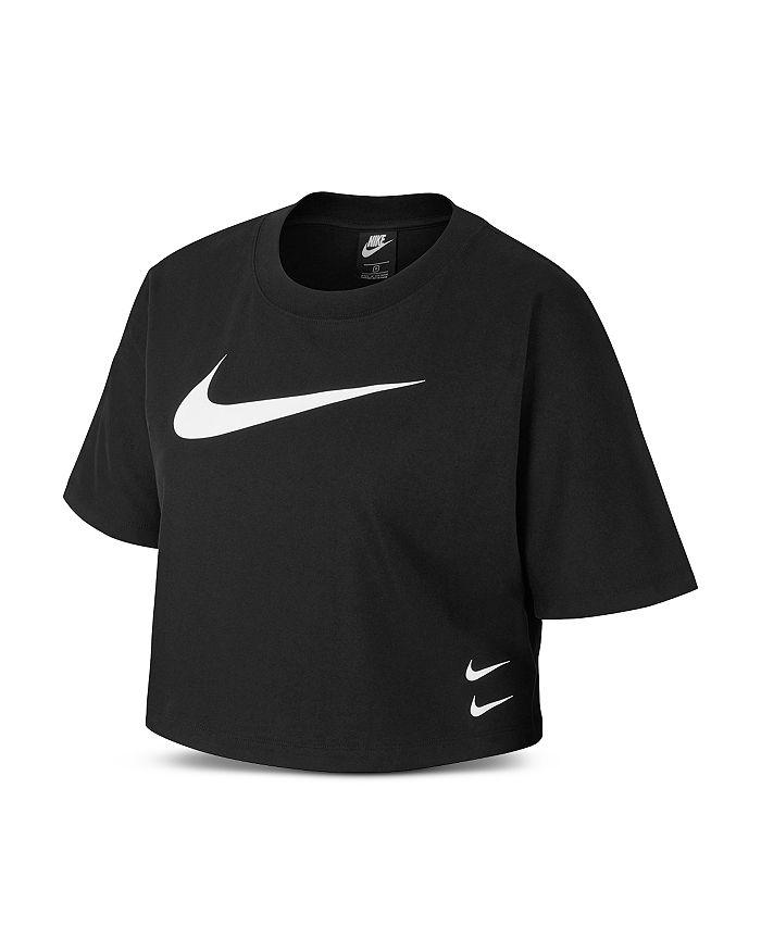 Nike Plus - Cropped Logo Tee