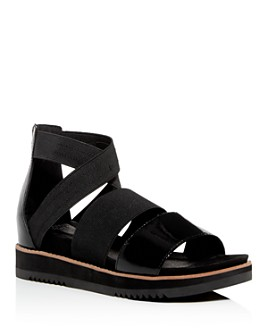 Eileen Fisher - Women's Strappy Platform Sandals