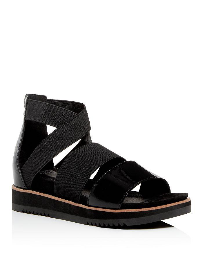 Eileen Fisher - Women's Strappy Platform Sandals