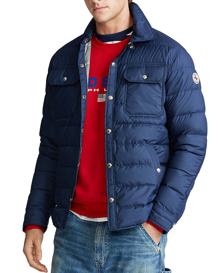 Polo Ralph Lauren - Quilted Down Jacket
