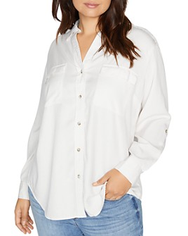 Sanctuary Curve - Conroy Button-Down Shirt