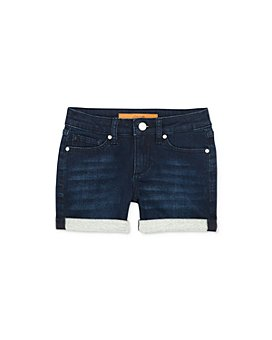 Joe's Jeans - Girls' The Markie Mid-Rise Roll-Cuff Denim Shorts - Big Kid