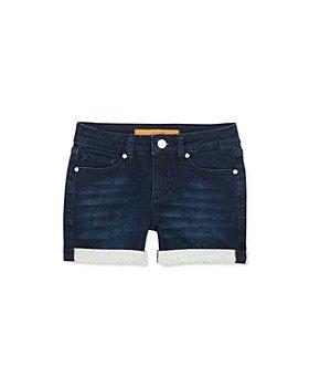 Joe's Jeans - Girls' The Markie Mid-Rise Roll-Cuff Denim Shorts - Big Kid