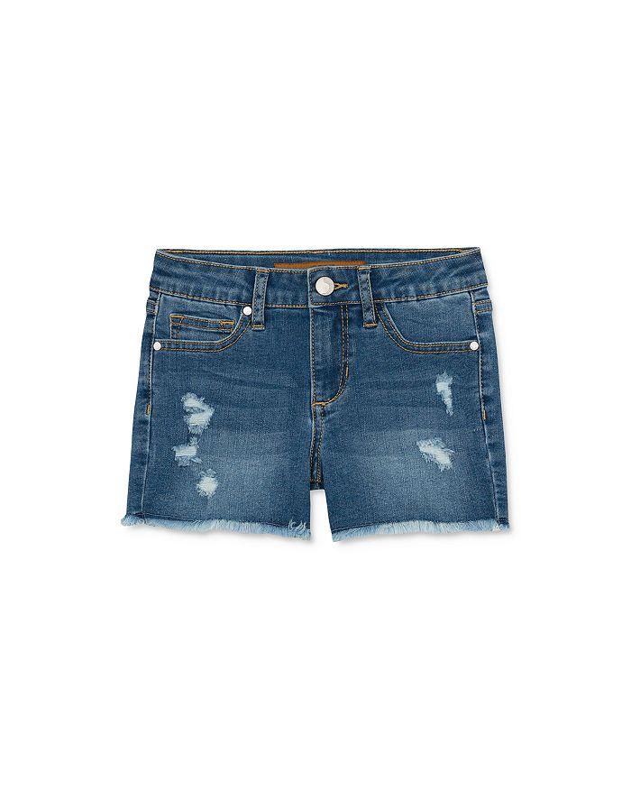Joe's Jeans - Girls' The Markie Mid-Rise Stretch Denim Shorts - Little Kid