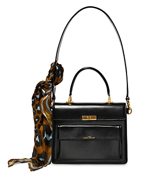 Marc Jacobs The Uptown Leather Satchel